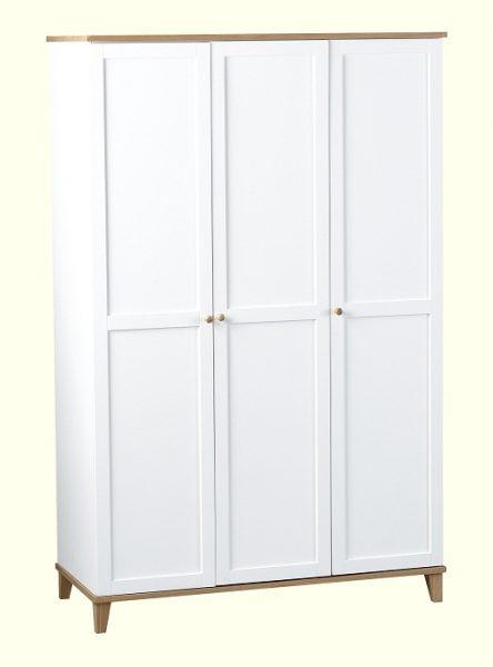 Arcadia 3 Door Wardrobe-0