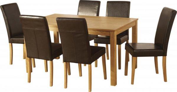Ashbourne Dining Set-0